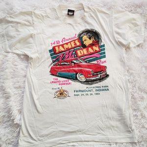 VTG James Dean 1993 tshirt